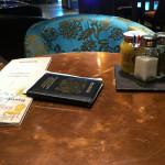Bridge Restaurant Table