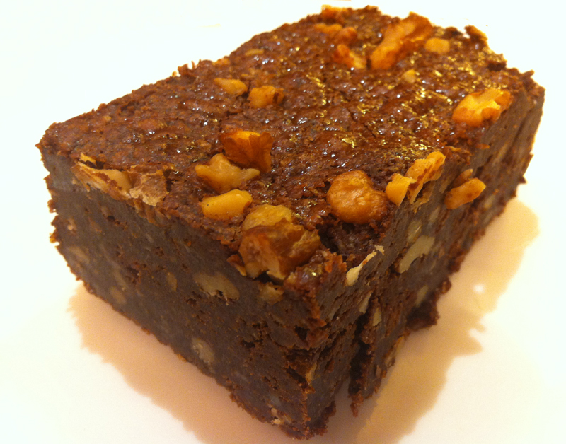 The Best Chocolate Brownie in London