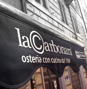 La Carbonara, Rome