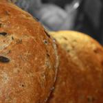 Taggiasche Olives Bread