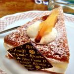Ricotta and Pears De Riso
